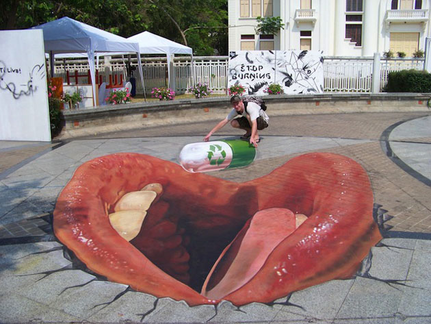 25 Amazing street art collection pictures (12)