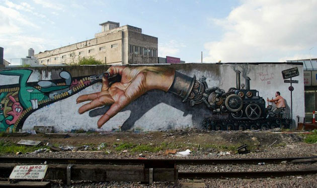 25 Amazing street art collection pictures (20)