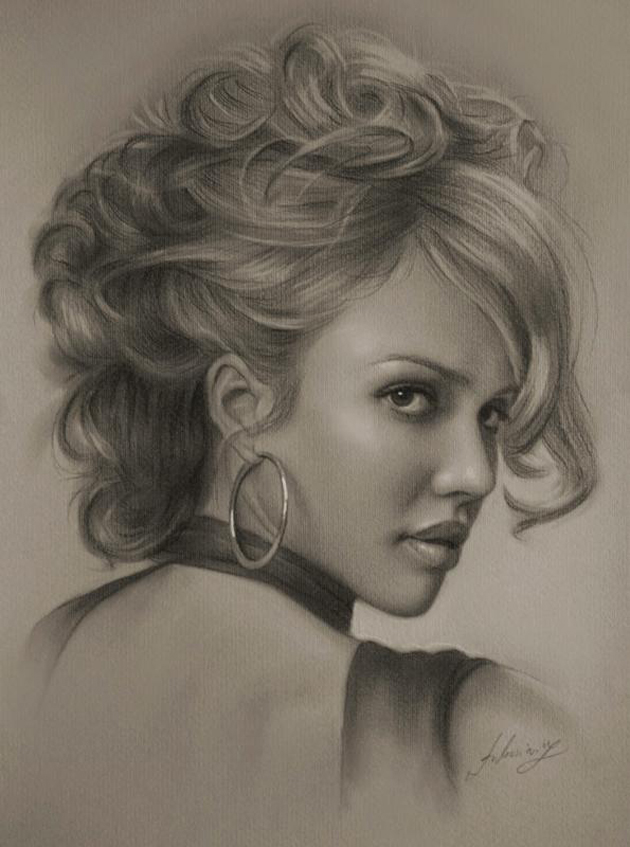 25 Beautiful Pencil Drawing (12)
