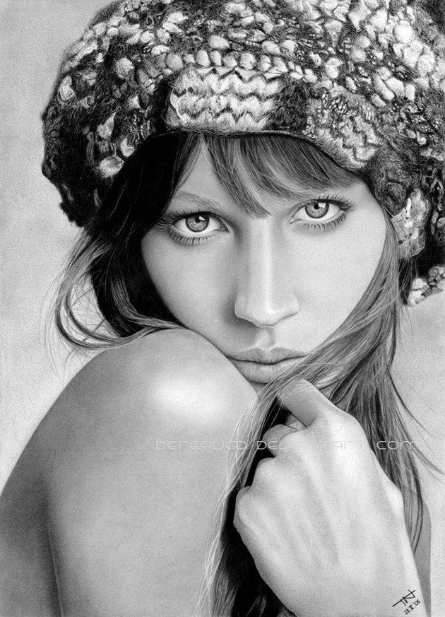 25 Beautiful Pencil Drawing (5)