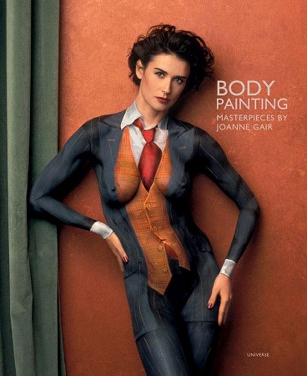 Beautiful Body Painting Artwork (16)