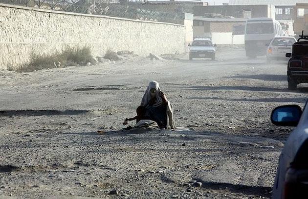 Best Afghanistan Photo Snaps-afghan_woman