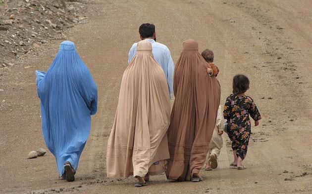 Best Afghanistan Photo Snaps-afghan_women