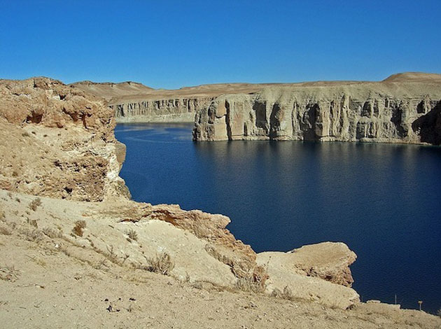 Lake_Band-e-Amir-Best Afghanistan Photo Snaps