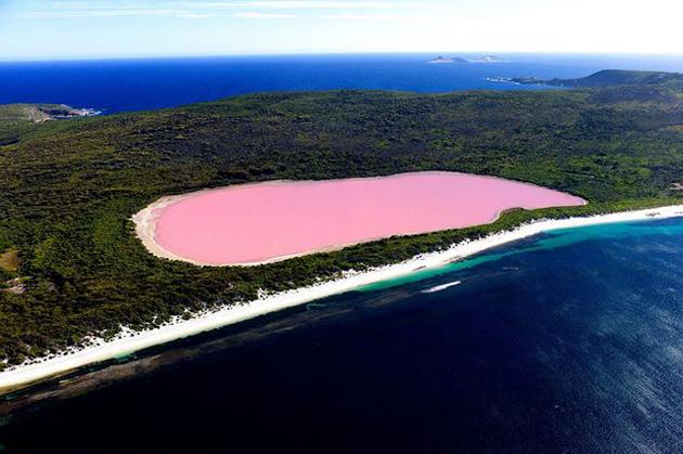 Lake-Hillier-Australia