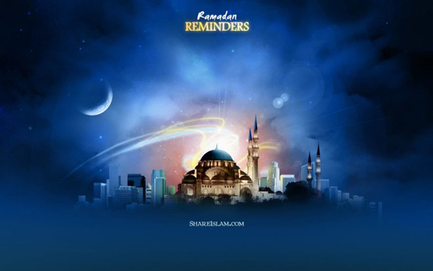 Beautiful Ramadan wallpapers and greetings (15)