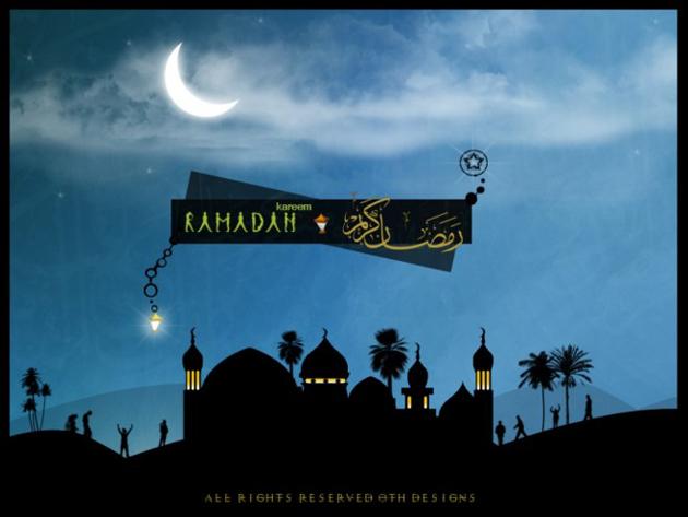 Beautiful Ramadan wallpapers and greetings (32)