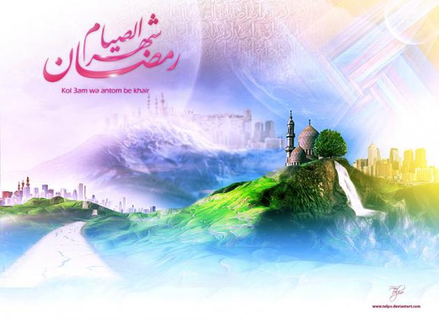 Beautiful Ramadan wallpapers and greetings (9)