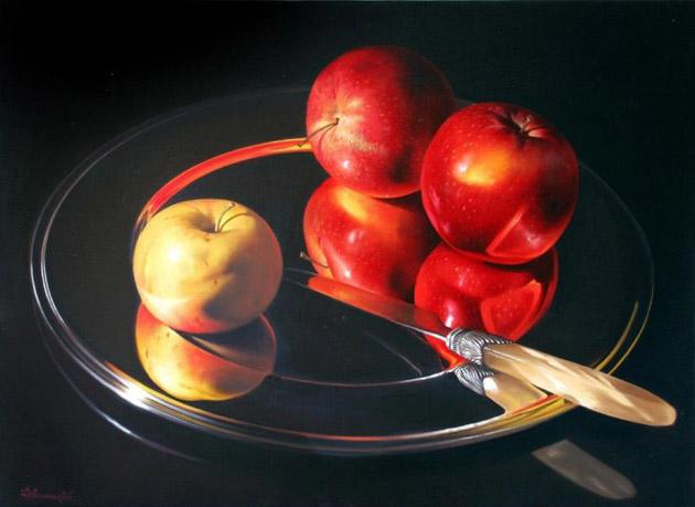 Oil Painting of Philip Gerrard (10)