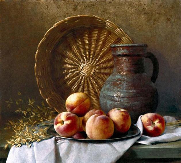Oil Painting of Philip Gerrard (14)