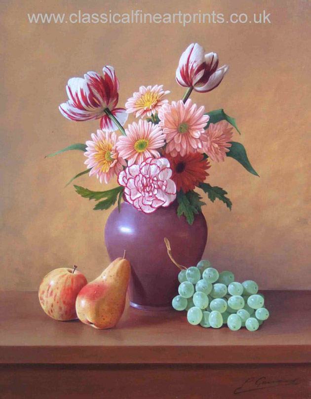Oil Painting of Philip Gerrard (17)