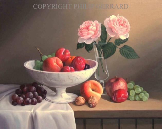 Oil Painting of Philip Gerrard (19)