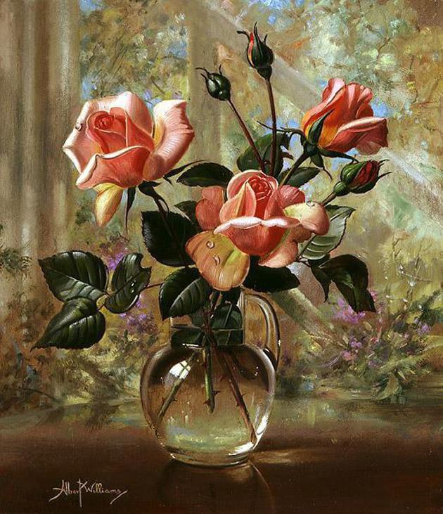 Oil Painting of Philip Gerrard (7)