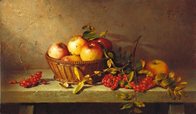 Oil Painting of Philip Gerrard (9)