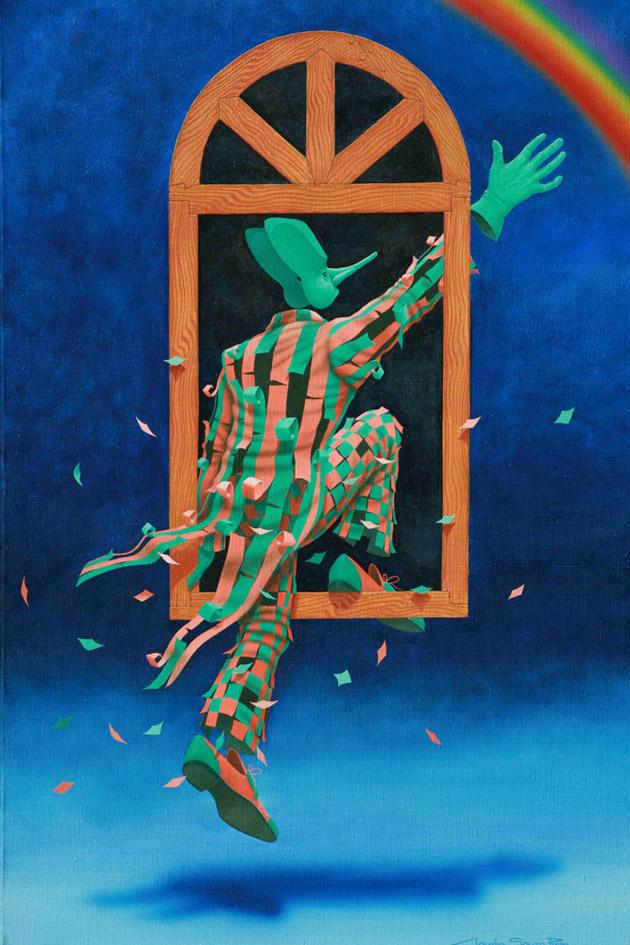 Romantic Dreamlike Paintings by Claudio Souza Pinto (20)