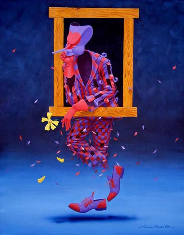 Romantic Dreamlike Paintings by Claudio Souza Pinto (22)