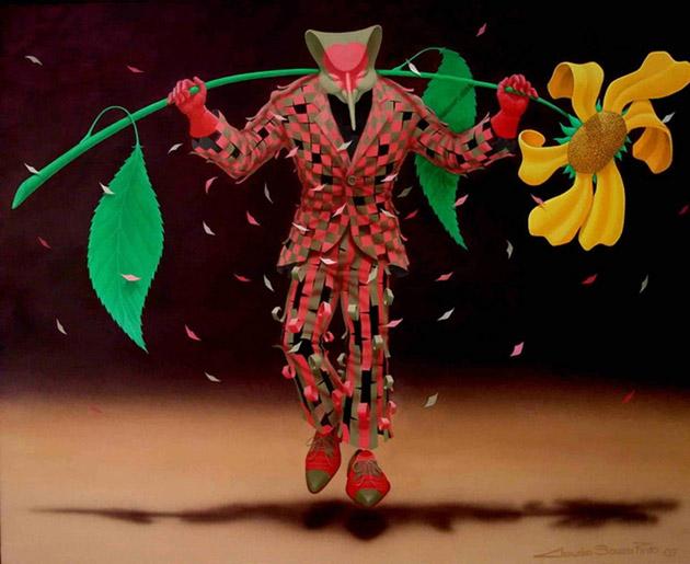 Romantic Dreamlike Paintings by Claudio Souza Pinto (29)