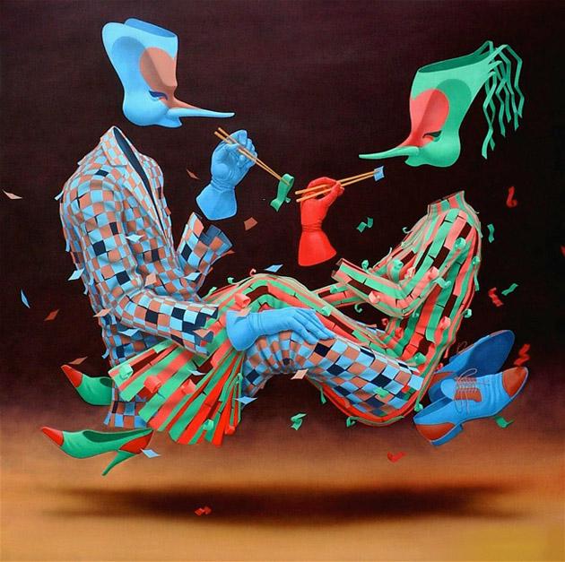 Romantic Dreamlike Paintings by Claudio Souza Pinto (34)
