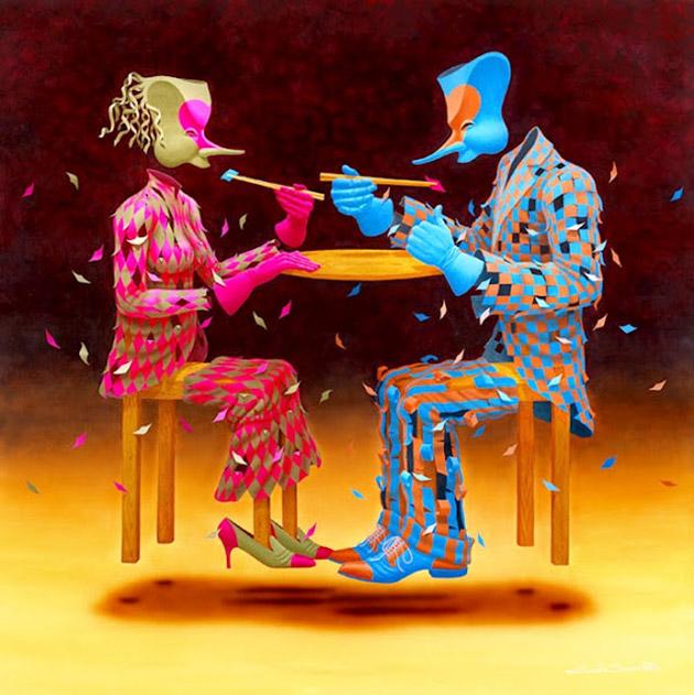 Romantic Dreamlike Paintings by Claudio Souza Pinto (35)