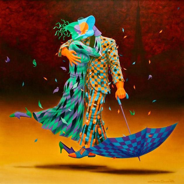 Romantic Dreamlike Paintings by Claudio Souza Pinto (40)