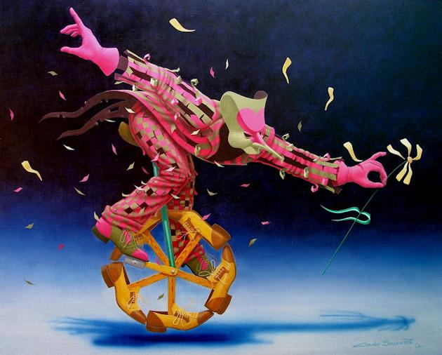 Romantic Dreamlike Paintings by Claudio Souza Pinto (43)