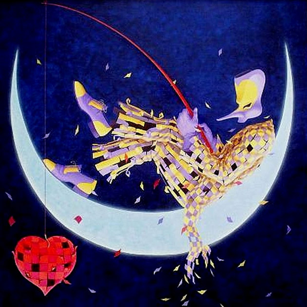 Romantic Dreamlike Paintings by Claudio Souza Pinto (46)