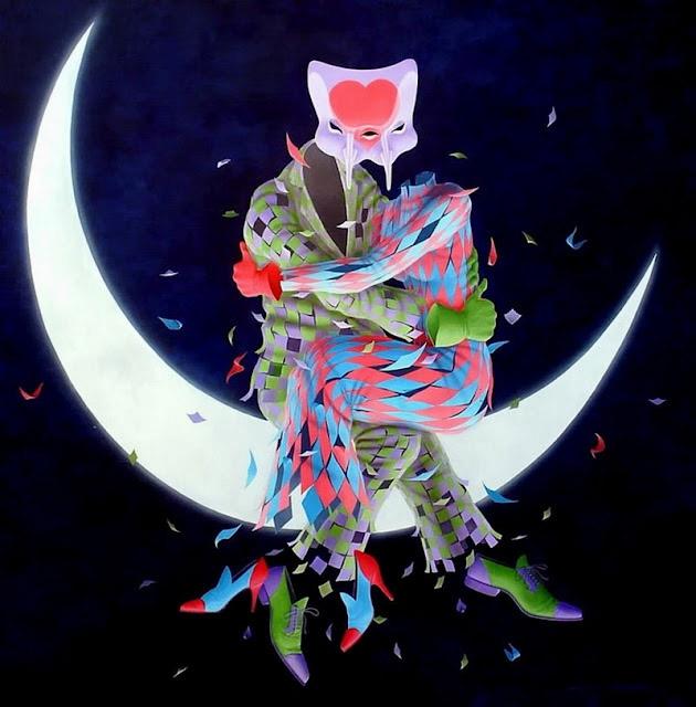 Romantic Dreamlike Paintings by Claudio Souza Pinto (50)