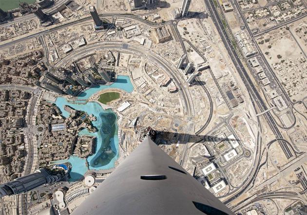 view-from-the-top-of-burj-khalifa-dubai