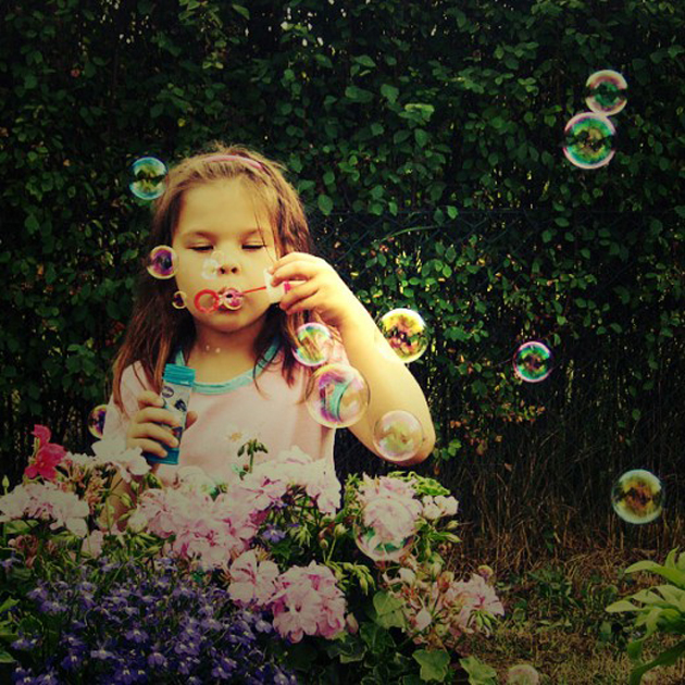 Beautiful Bubble Blowing (13)