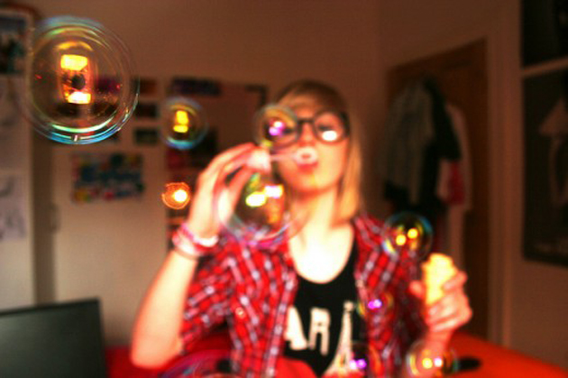 Beautiful Bubble Blowing (16)