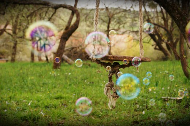 Beautiful Bubble Blowing (8)