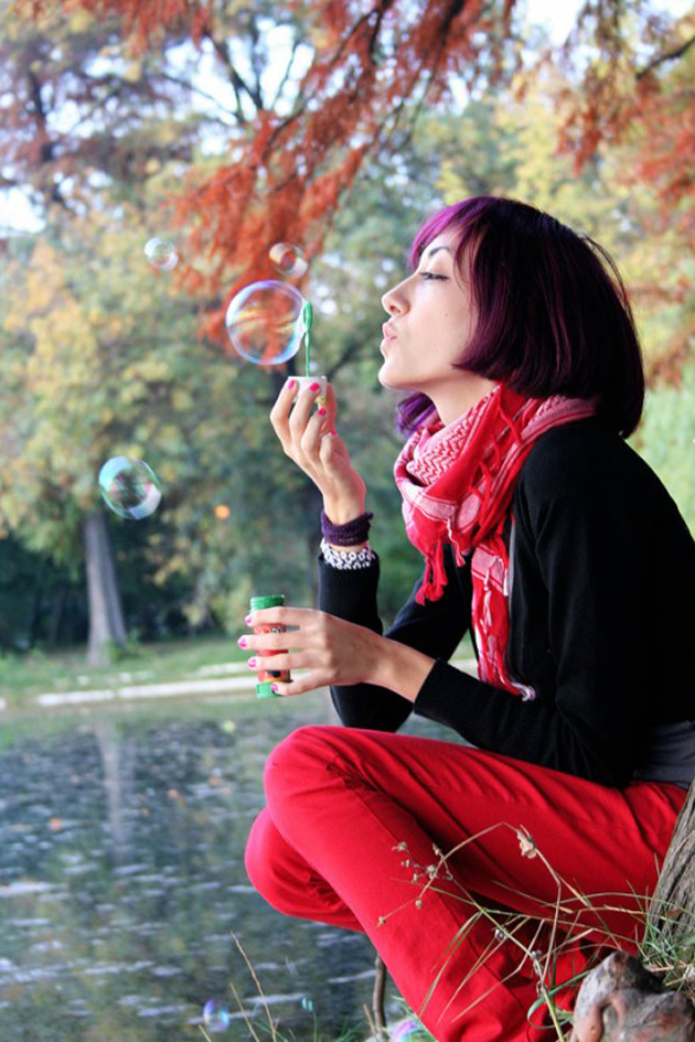 Beautiful Bubble Blowing (9)