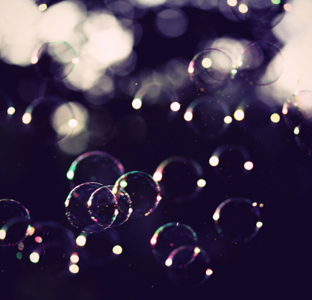Beautiful Bubble Blowing