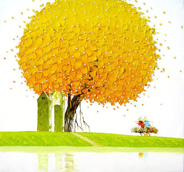 Beautiful Landscape Art by PhanThuTrang in greatinspire (26)