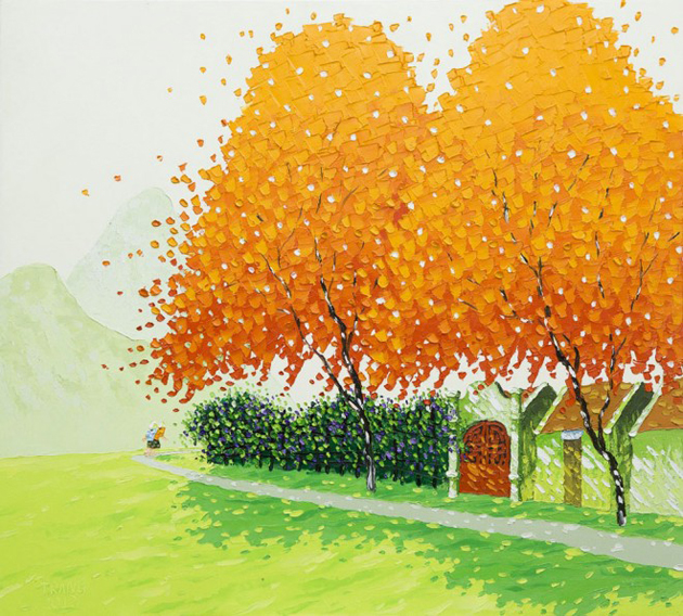 Beautiful Landscape Art by PhanThuTrang in greatinspire (4)