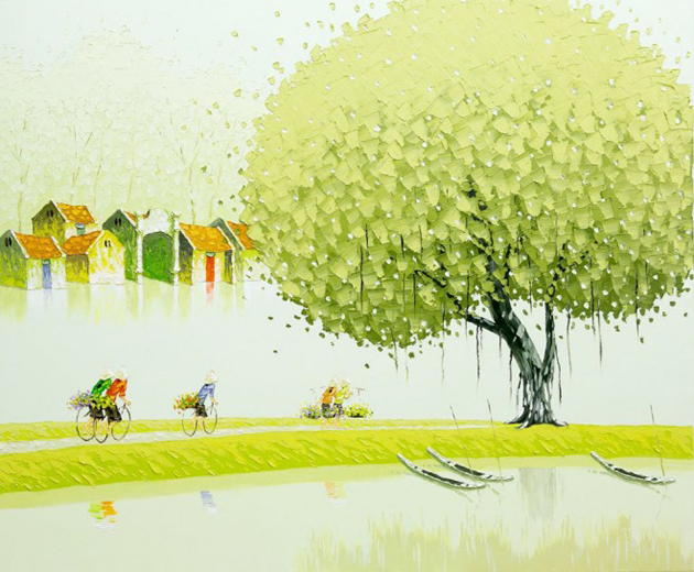Beautiful Landscape Art by PhanThuTrang in greatinspire (5)