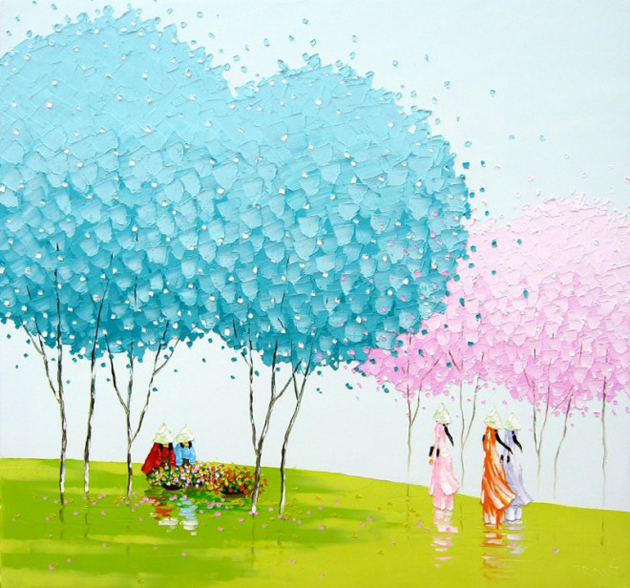 Beautiful Landscape Art by PhanThuTrang in greatinspire (6)
