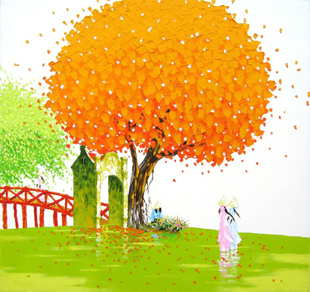 Beautiful Landscape Art by PhanThuTrang in greatinspire (8)