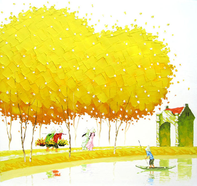 Beautiful Landscape Art by PhanThuTrang in greatinspire (9)