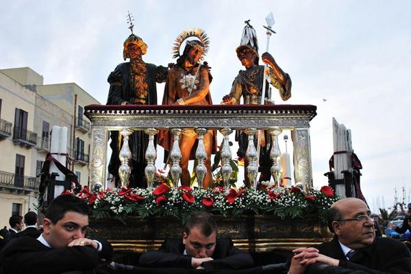 Easter Celebration, Italy