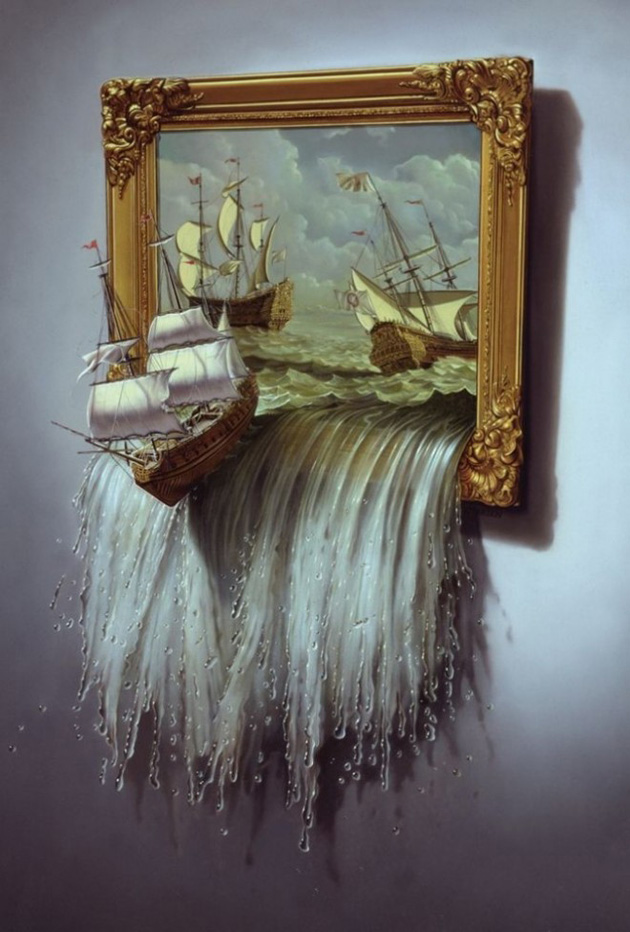 Fantasy Oil Paintings by Tim OBrien (13)