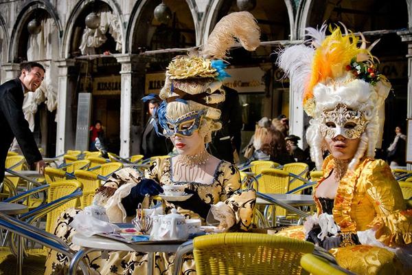 Italy - Carnival of Venice