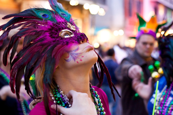 Mardi Gras, USA