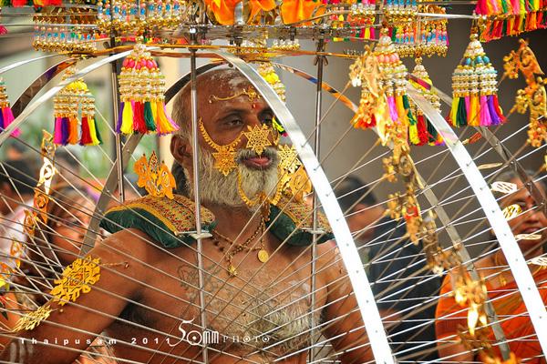 Thaipusam, India