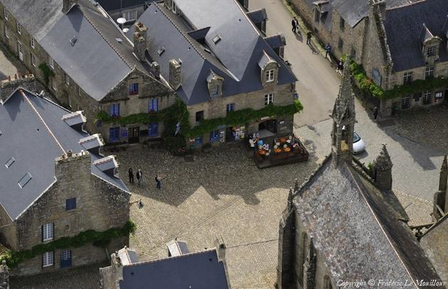 aerial photography of  france (6)