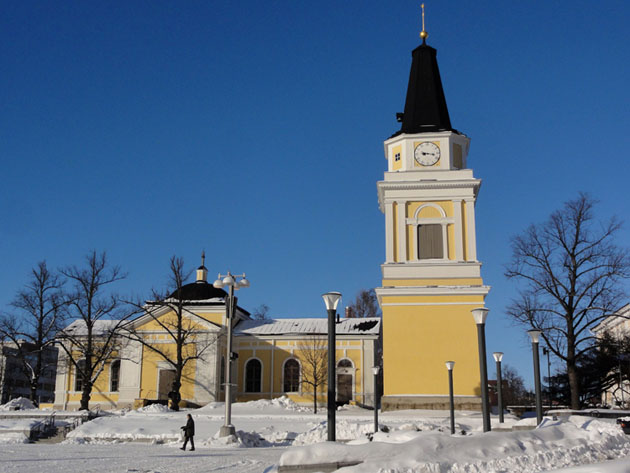 old_church_tampere_finland