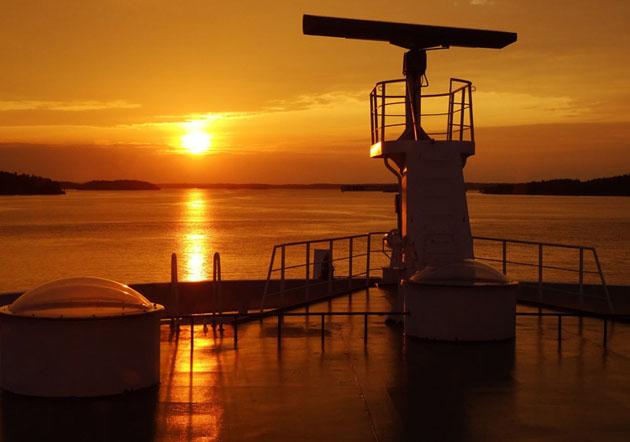 photo_sunset_finnish_archipelago_finland