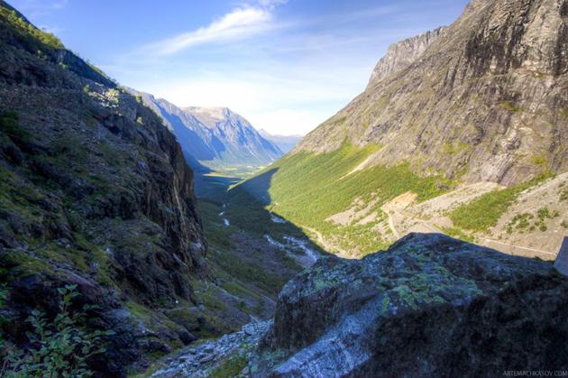 28 Man made beauty in the world of Trollstigen (2)