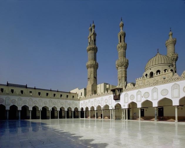 Al-Azhar Mosque - Cairo, Egypt