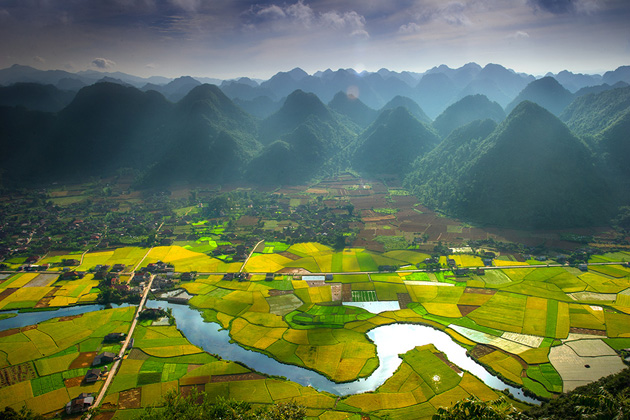 Bacson valley by Hai Thinh